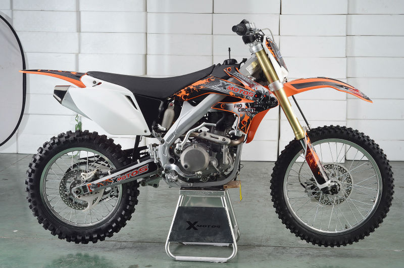 XB37 - XZ250R V4 - 250CC DIRT BIKE motorcycle