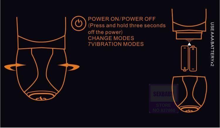 Вибратор SEXBABY 7 g Vibrator