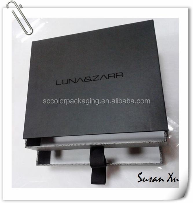 Fashion coloful printing cigarette case box