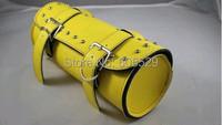 Мотоциклетная кожаная сумка для сидений TOOLBAG GEAR HARLEY 3color 1 SUZUKI