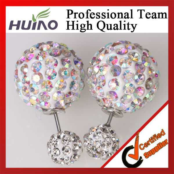 Earrings HY6391-3