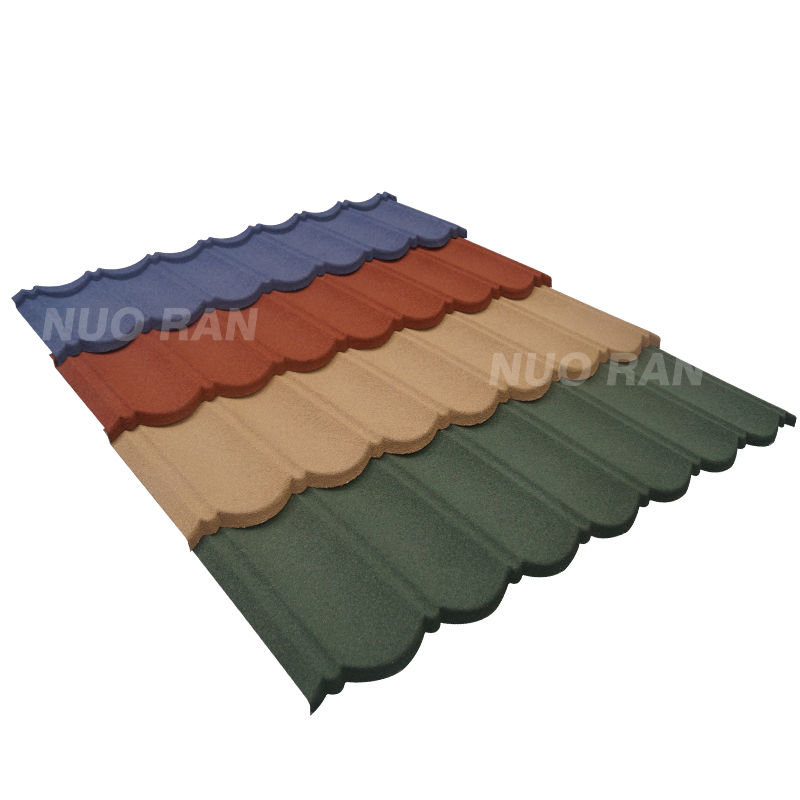 Corrugated Roofing Accessories : Nuoran black corrugated metal roofing sheet zink roof