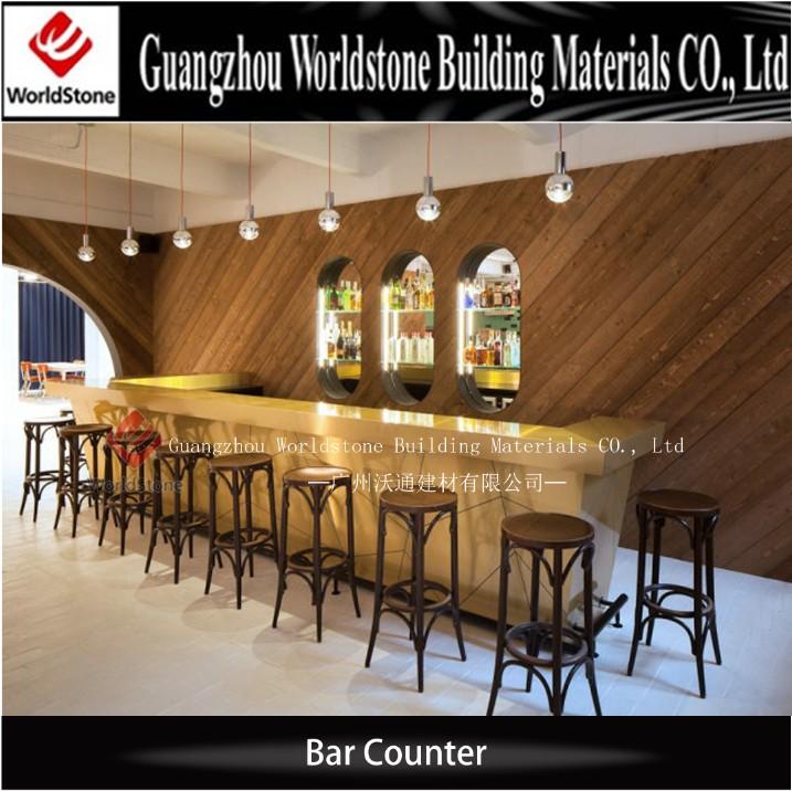 Commercial Lounge Bar Furniture Elegant Bar Counters Design - Buy ...