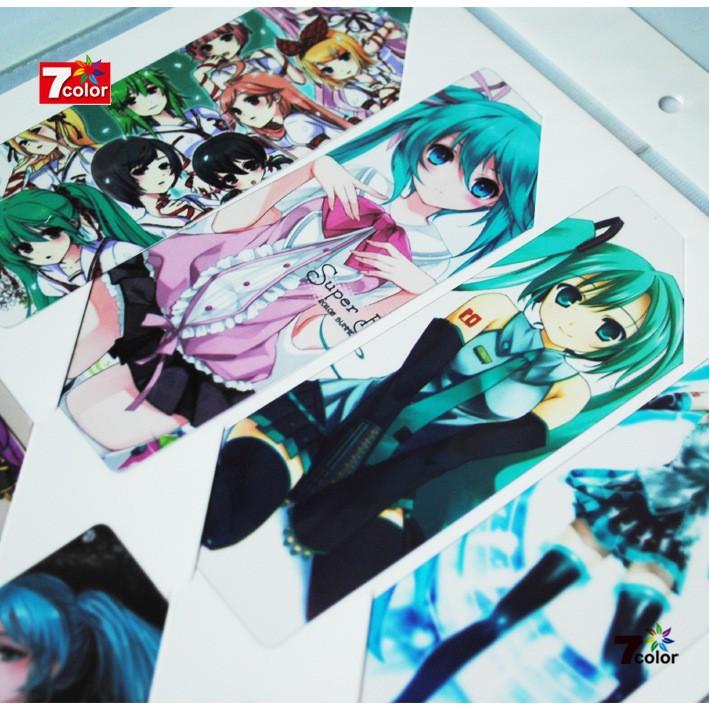 Закладка для книг Hatsune Miku 8