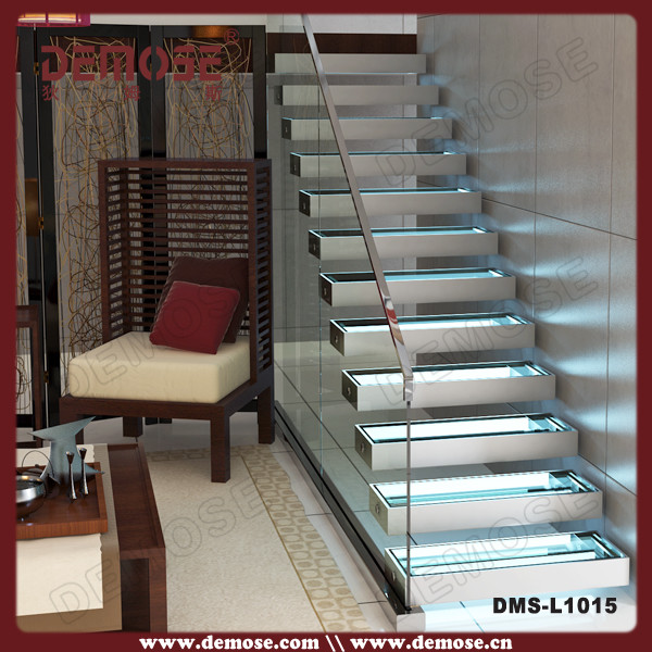 eclairage led escalier du ruban led with eclairage led escalier kit clairage led progressif. Black Bedroom Furniture Sets. Home Design Ideas