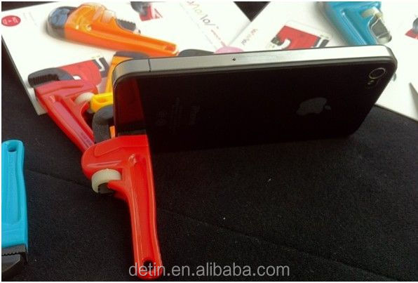 2014 Creative Design Funny Cell Phone Holder for Desk