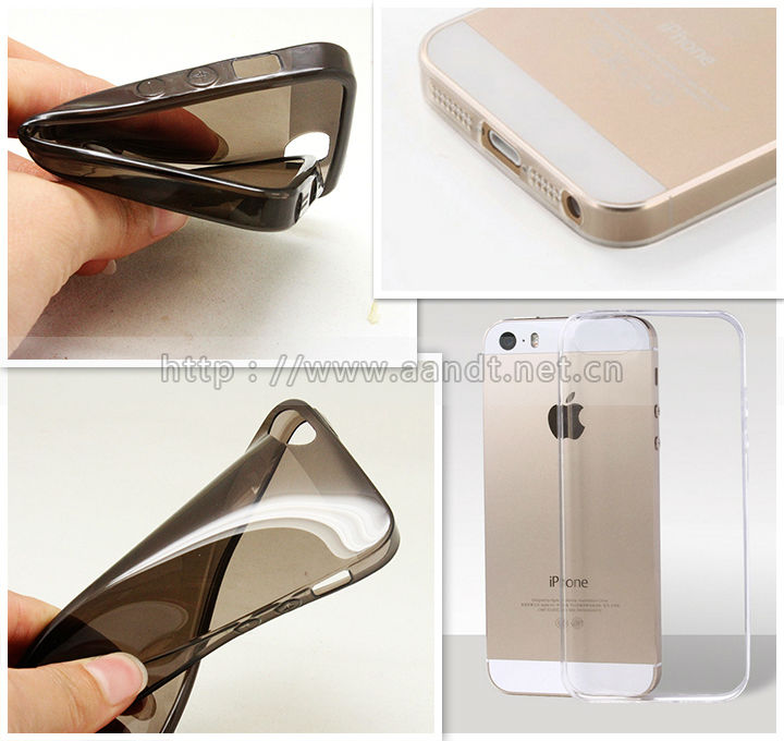 2014 ultra thin cover for iphone 5 tpu case