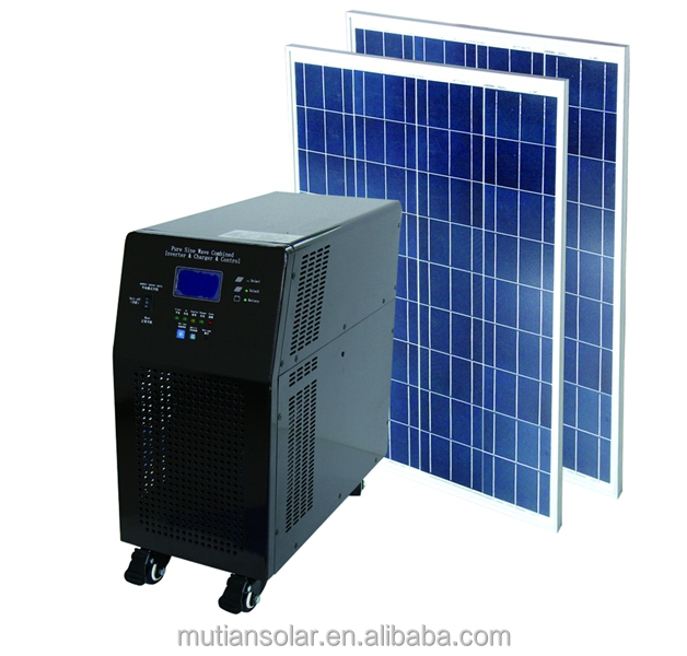 10kw Whole House Solar Panel Power System Amp Generator