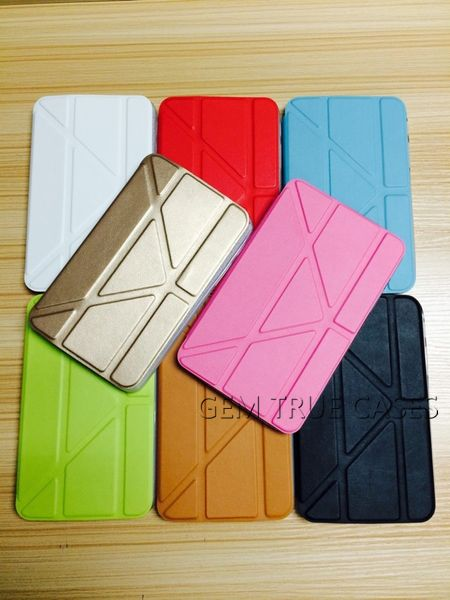 For Samsung Galaxy Tab 4 8.0 8 T330 multifunctional flip cover design leather tablet case