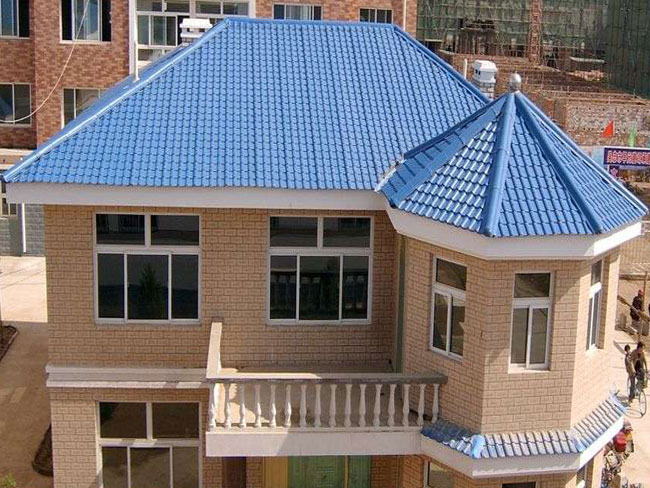 Decorative Thermal Insulation Plastic Synthetic Terracotta