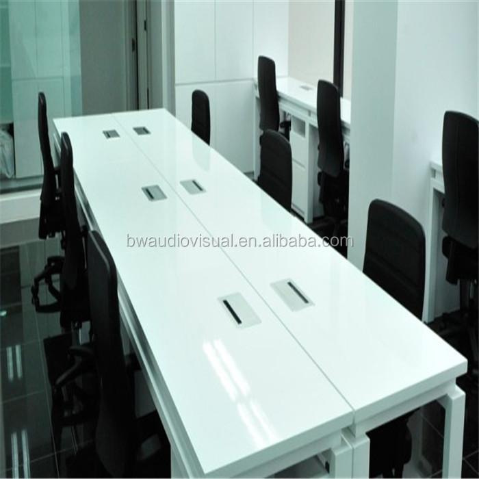 Electrical Office Equipment : New design office furniture table socket with brush