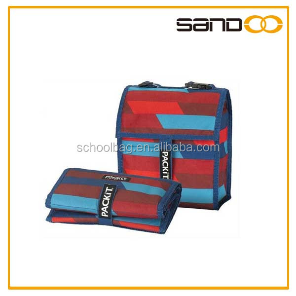 promotion lunch bag Insulated 6-can cooler bag