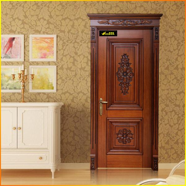 Interior entry door teak wood main door models view teak for Front door design in india