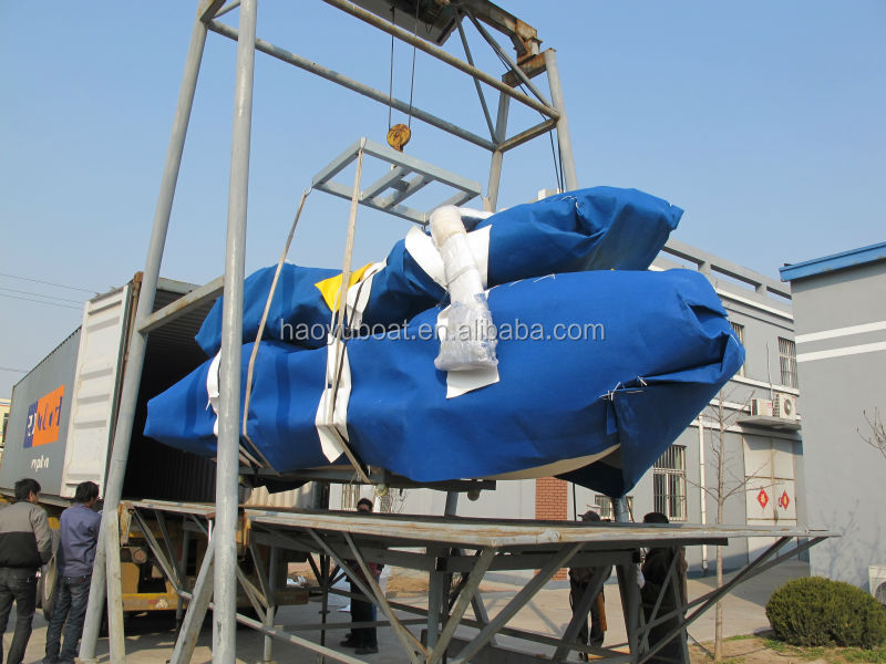 19ft/5.8m rigid inflatable FRP boat fishing boat with CE, hypalon or PVC,fishing boat