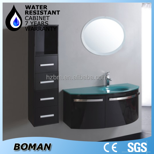 haute qualit courb design moderne fran ais meubles de salle de bains de style meuble lavabo de. Black Bedroom Furniture Sets. Home Design Ideas