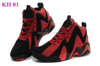 Потребительские товары Brand high quality RBK Kamikaze II men Basketball Shoes 2 Kemp volcanic size 41-45