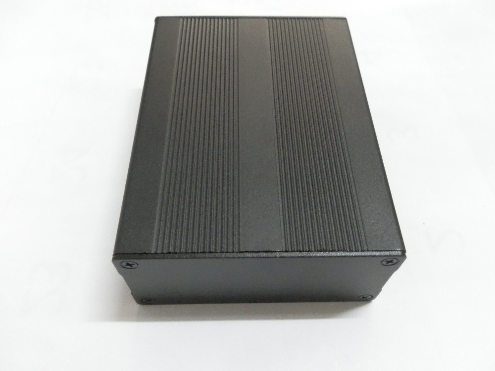 Aluminum Project Box Enclousure Case Electronic DIY Power amplifier aluminum shell/PCB shell/power/instrument shell box