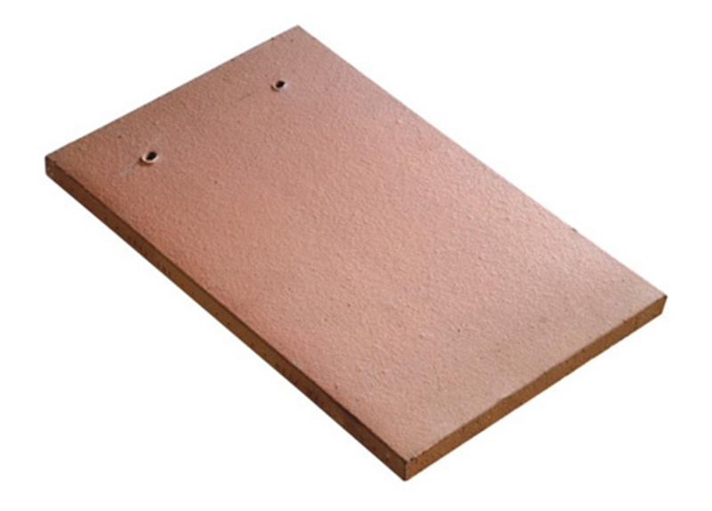 E1 270x170x14mm Decorative Malaysia Natural Flat Clay Roof
