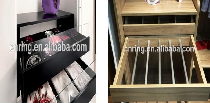 현대 침실 가구 옻칠 나무 슬라이딩 도어 옷장-옷장 -상품 ID ...