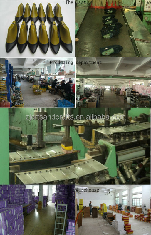 flat shoes factory