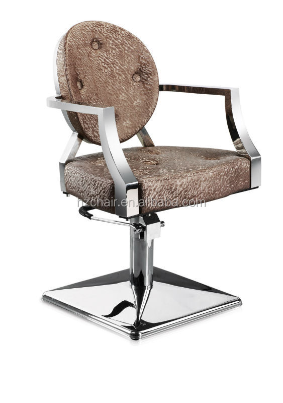 Italy classic design salon styling chairs buy antique for Colored salon chairs
