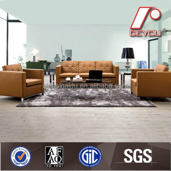 modernes sofa de bureau de bureau en cuir canap pu canap bureau sf 502 canap bureaux id de. Black Bedroom Furniture Sets. Home Design Ideas