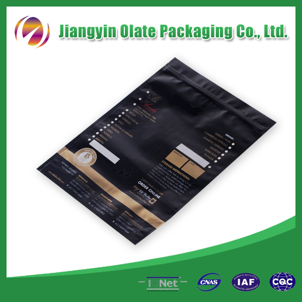 high quality plastic bag for packaging clothes