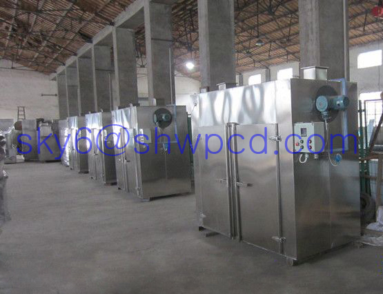 Hot air box trays SS dehydration machine electric or gas fish fruit vegetable drying machine