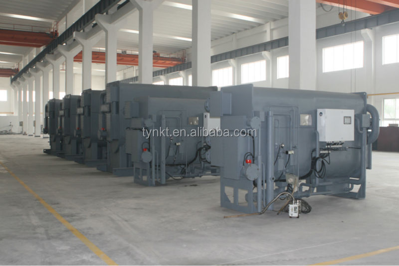 Small size absorption chiller