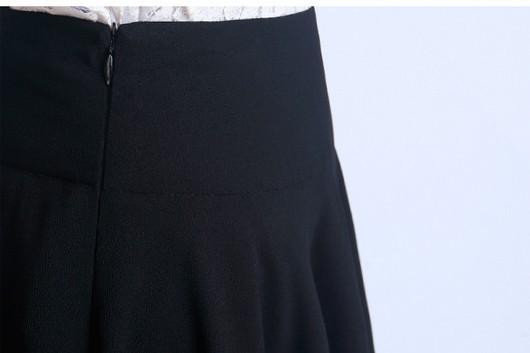 Женская юбка Cute-C , S m L xL 2xL 3xL 4xL TB05-Y1404QZ6908