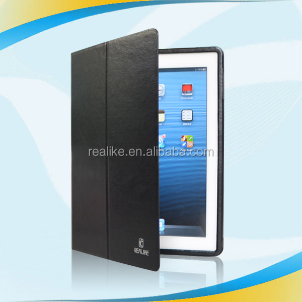 2014 Delicate Design new slim magnetic smart cover for ipad 3