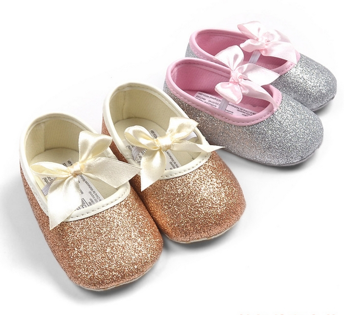 Online Cheap Wholesale Baby Girl Princess Sparkly Shoes Infant ...