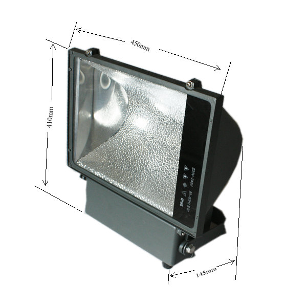 12 T5 6 Lamp High Low Bay Lights For Metal Building: 250 400 Watt Metal Halide Sodium Projector Lighting