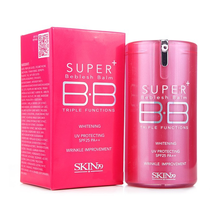 Крема BB & CC Spiceoibee 79 BB SPF25 PA + SP0007