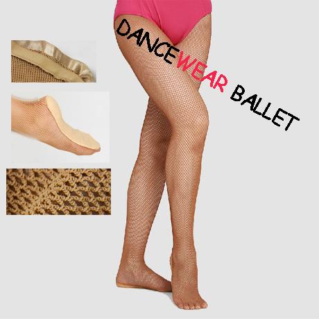 DB42001 Professional Dance Fishnet Tights-1
