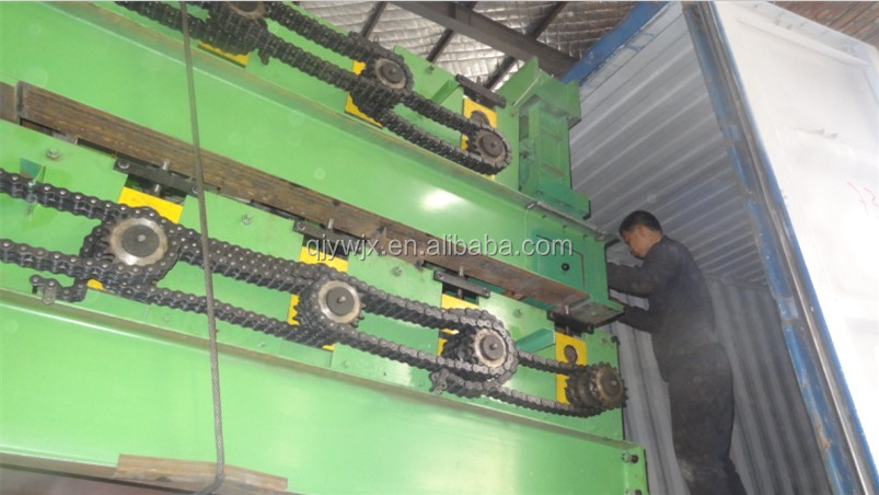 Galvanized Floor Decking Cold Roll Forming Machine