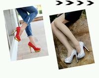 Туфли на высоком каблуке  ENW4-19