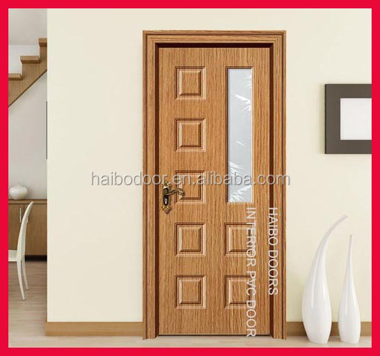 Nouveau verre nouveaux mod les de portes en bois pour - Modele porte en bois interieur ...