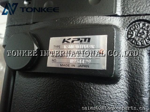 KOBELCO SK200-6E hydraulic main pump K3V112DTP1A9R-YT6K-V YN10V00023F2 (5).jpg