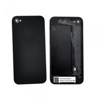 Замена обратно жилья стекла крышку для iphone 4g черный/белый 30pcs/лот
