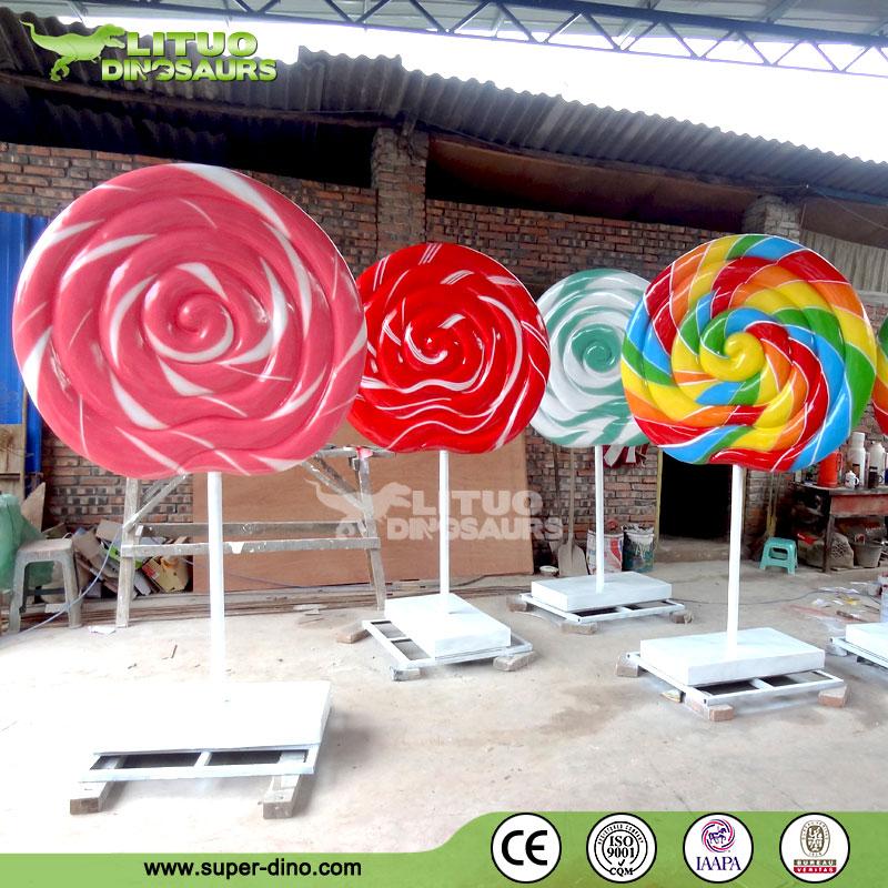 Large fiberglass lollipop outdoor buy fiberglass