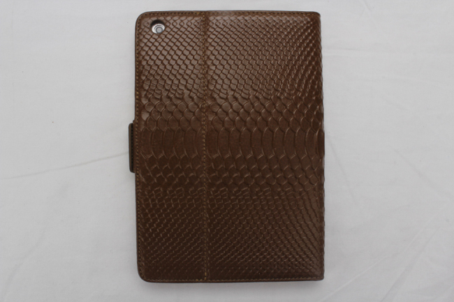 pu case for ipad mini 2/made of genuine leather and pu case for ipad mini 2