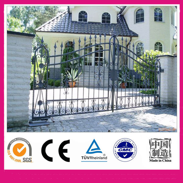 High-Quality iron fence dog kennel