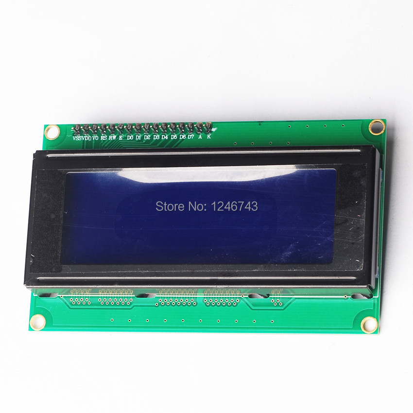 SparkFun Electronics View topic - Serial LCD 20x4