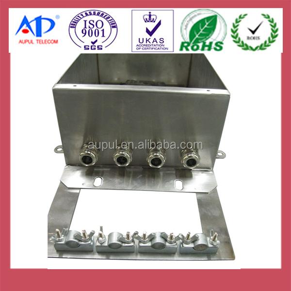 OPGW / ADSS Outdoor Waterproof Fiber Splice Box