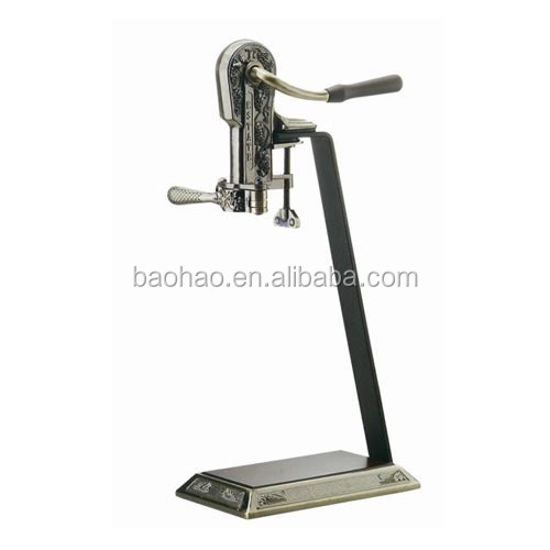 Best sales 2014 Red wine opener made of zinc alloy