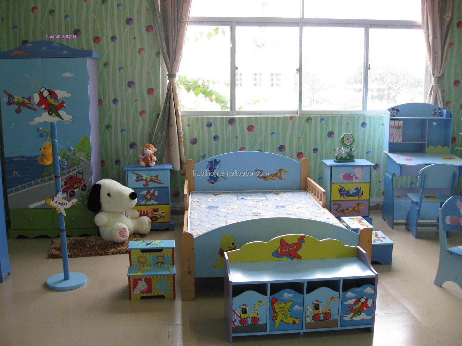 top venta caliente mdf y madera maciza prncipe nios muebles de dormitorio juegos