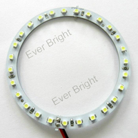 Неоновые кольца Angel Eyes Ever Bright ! 4 . 27 SMD 90 3528 1210 27 Halo