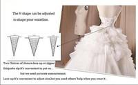 Свадебное платье Mr.Zhu Swarovski Vestido Noiva MZ1275