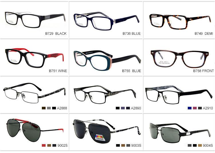 Fashion Color2013 latest design spectacle eyewear frames